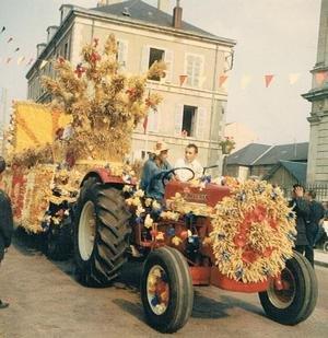 Historique des comices agricoles veyrins thuellin comice agricole 2011 - Histoire du tracteur ...